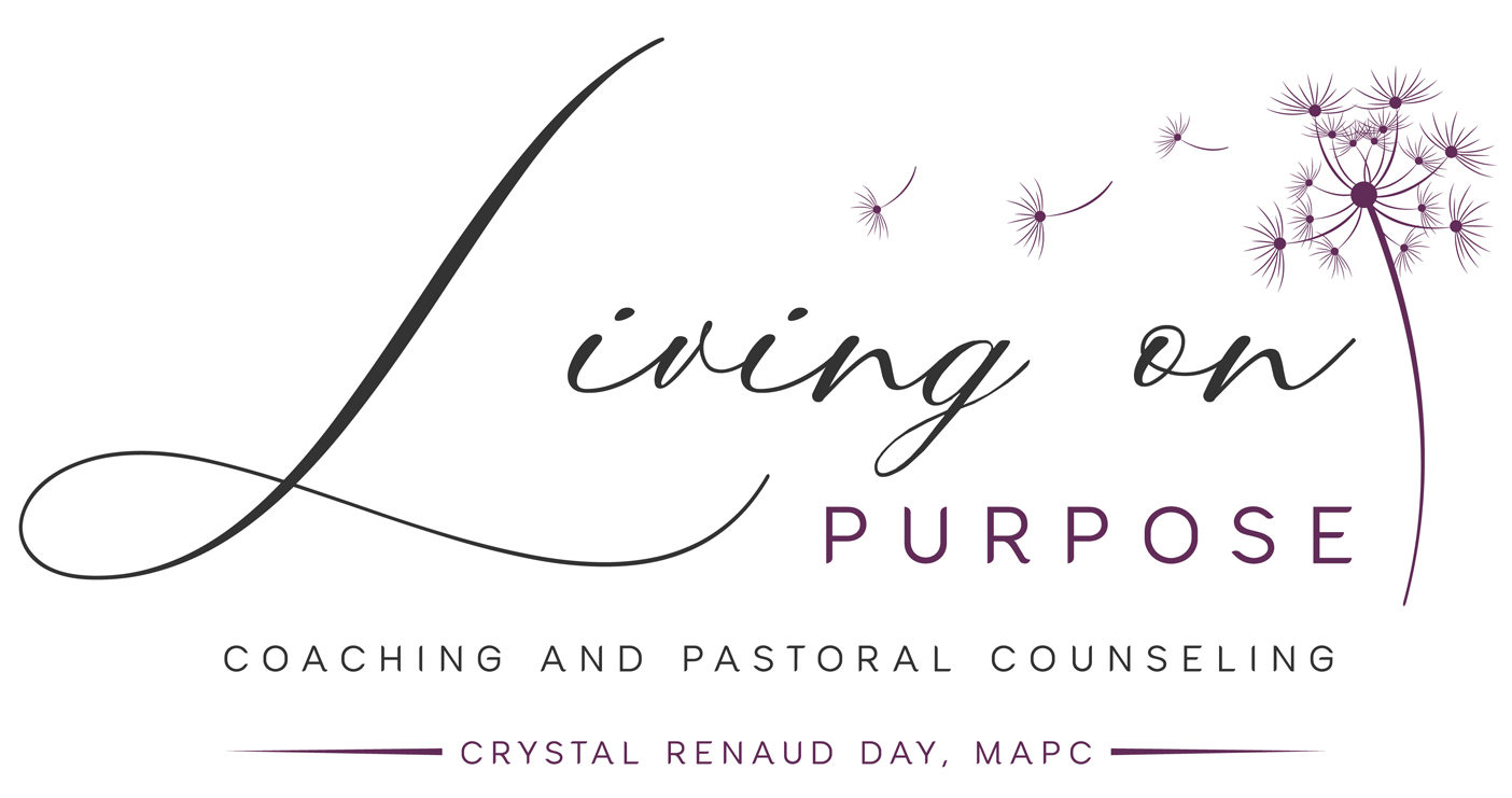 Crystal Renaud Day | Pastoral Counselor | Life Coach | Recovery